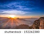Grand Canyon Sunrise  Arizona