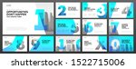 powerpoint presentation... | Shutterstock .eps vector #1522715006