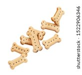 Bones Of Cookies For Dogs On A...