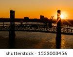 The John T. Alsop  Jr. Bridge...