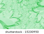 green leaves abstract in light... | Shutterstock . vector #15230950