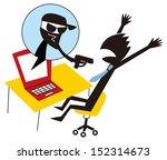 cybercrime   Shutterstock .eps vector #152314673