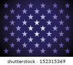 Star Background In American...
