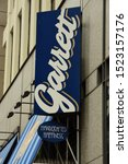 Small photo of Chicago IL, / USA October 2 2019. A branch of the Garret's popcorn, a popular store in Chicago, in downtown Chicago just off of Michigan ave