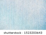 denim fabric texture background ... | Shutterstock . vector #1523203643