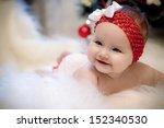 christmas baby | Shutterstock . vector #152340530