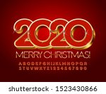 vector luxurious greeting card... | Shutterstock .eps vector #1523430866
