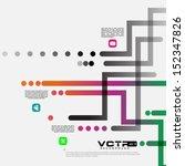 modern design background | Shutterstock .eps vector #152347826