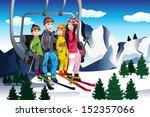 a vector illustration of happy...   Shutterstock .eps vector #152357066
