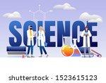 science vector illustration...
