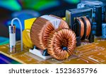 Toroidal Inductors With Copper...