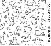 cartoon doodle comic outline...
