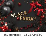black friday sale  background... | Shutterstock .eps vector #1523724860
