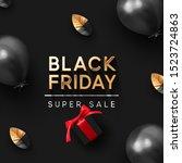 black friday sale. background...   Shutterstock .eps vector #1523724863