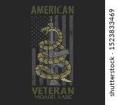 american spirit patriotic...   Shutterstock .eps vector #1523833469