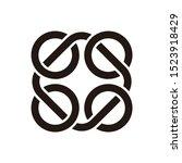 pattern of celtic. vintage...   Shutterstock .eps vector #1523918429