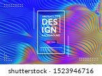 modern geometric background....   Shutterstock .eps vector #1523946716