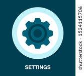 Settings Icon  Gears Set ...