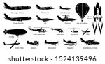 List Of Different Airplane ...