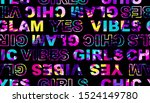 abstract colorful seamless... | Shutterstock .eps vector #1524149780