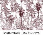 seamless pattern hand drawn...   Shutterstock .eps vector #1524170996
