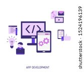 app development and design...