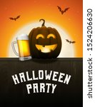 Pumpkin Beer Halloween Party...