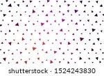 dark pink  yellow vector ...   Shutterstock .eps vector #1524243830