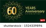 60st Year Anniversary...