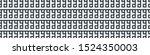 truchet motif pattern... | Shutterstock .eps vector #1524350003