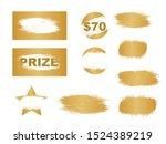 letters scratch and win.... | Shutterstock .eps vector #1524389219