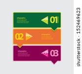 modern glossy color design... | Shutterstock .eps vector #152469623
