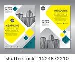 modern brochure template design ...   Shutterstock .eps vector #1524872210