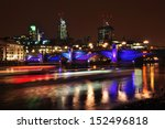 Panorama Of Greater London At...