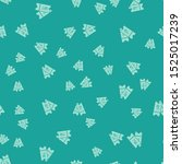 green cinema ticket icon... | Shutterstock .eps vector #1525017239