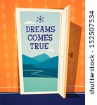 ������, ������: Dreams comes true Open