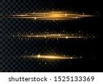 set of flashes  lights ... | Shutterstock .eps vector #1525133369