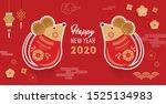 Happy Chinese New Year Design...