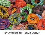 secondary raw materials  cable... | Shutterstock . vector #152520824