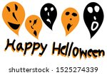 Halloween Balloons Represent...