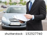 transportation and ownership... | Shutterstock . vector #152527760