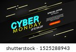 cyber monday sale background ...