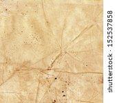 old paper   Shutterstock . vector #152537858