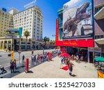 los angeles  california   aug... | Shutterstock . vector #1525427033