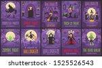 Ten Halloween Posters With...