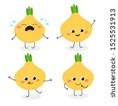 funny cartoon onion characters...