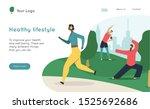 web page sport website landing...
