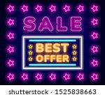 sales in stores and shops  best ... | Shutterstock .eps vector #1525838663
