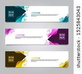 banner design vector template...
