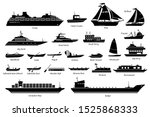 List Of Water Transportation ...